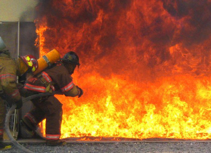 Complex Fire Investigation Ad